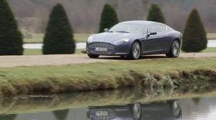 Essai : Aston Martin Rapide