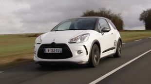 Essai : Citroën DS3 Racing