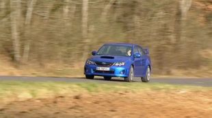 Essai : Subaru WRX STi