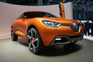 Salon : Renault Captur