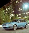 La Jaguar X-Type Estate