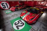 AF Corse officialisé en tant que partenaire de Ferrari pour son projet LMH