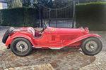 Une Alfa Romeo 8C Monza Zagato à Salon Privé