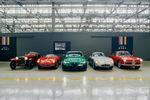 Alfa Romeo sera présent en force aux Mille Miglia 2021