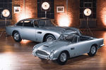Aston Martin DB5 Junior : une DB5 miniature de luxe