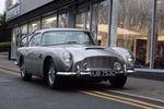 Aidez à retrouver une Aston Martin DB5 volée