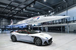 Aston Martin DBS Superleggera Concorde : production lancée