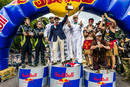 Le podium de la Red Bull Soap Box Race 2017