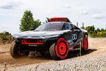 Audi RS Q e-tron : un SUV hybride sur le Rallye Dakar