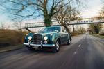 Lunaz ajoute une Bentley électrique à son portfolio