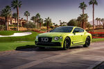 Bentley Continental GT Pikes Peak : livraisons effectuées