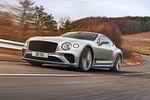650 ch pour la nouvelle Bentley Continental GT Speed
