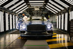 Lancement en production de la Bentley Flying Spur V8
