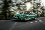 Lancement en production de la nouvelle BMW M3