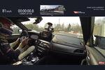 Embarquez dans la BMW M5 CS sur la Nordschleife