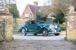 Lagonda V12 Drophead Coupé 1939 - Crédit photo : Bonhams
