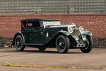 Bentley 8.0 litres Tourer 1931 - Crédit photo : Bonhams