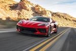 625 ch pour la future Corvette Z06 ?