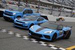 Chevrolet présente les voitures de sécurité pour Daytona