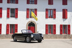 Concours : superbe plateau Ferrari à Hampton Court