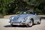 Porsche 356 B Roadster 1600 1960 - Crédit photo : Osenat