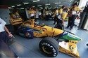 Benetton B191 Ford-Cosworth - Photo : Coys