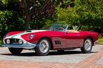 Gooding : Ferrari 250 GT LWB California Spider Competizione 1959