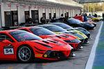 Première édition du Passione Ferrari Club Challenge