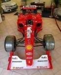La Ferrari F1 de Schumacher vendue