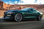 La première Steve McQueen Edition Mustang Bullitt est à vendre