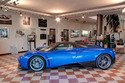 visite virtuelle du showroom Pagani