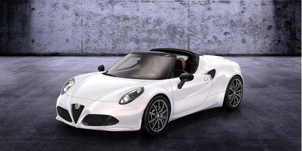 7 nouveaux modèles pour Alfa Romeo d'ici 2018