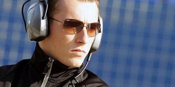 Christian Klien chez Aston Martin