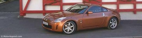 Les tarifs de la Nissan 350 Z