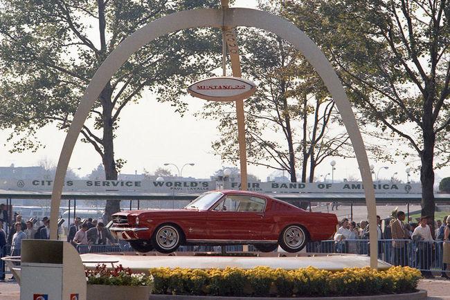 Le cap des 10 millions de Ford Mustang franchi