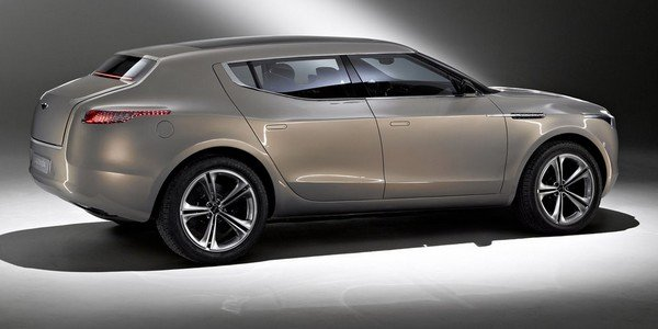 100 ans d'Aston Martin : du nouveau