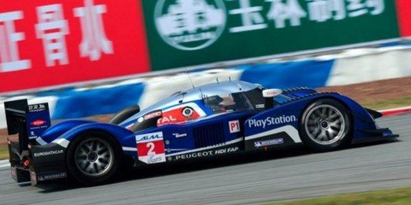 1000 km de Zhuhaï : victoire de Peugeot