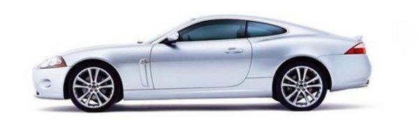 Nouveau coupé Jaguar XK