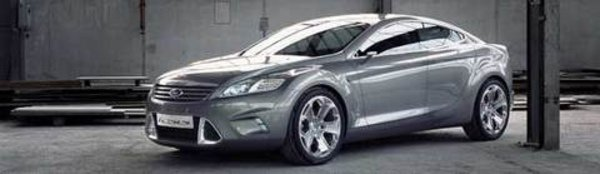 Concept Ford Iosis