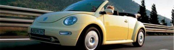 New Beetle Cabriolet Diesel