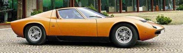 Audi fête les 40 ans de Lamborghini