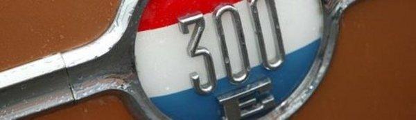 Les 50 ans de la Chrysler 300