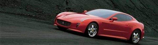 Prototype Ferrari GG50