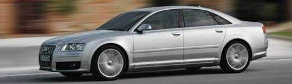 Nouvelle Audi S8
