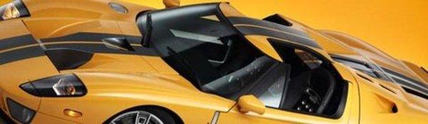 La Ford GT se découvre