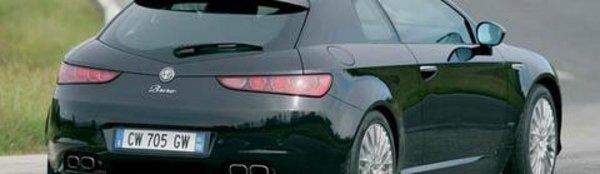 L'Alfa Romeo Brera arrive