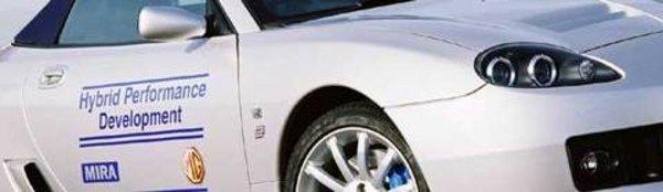 Une MG TF hybride