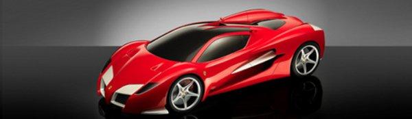 Résultats du concours de design Ferrari
