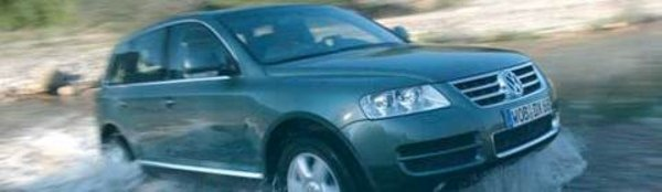 1000 Volkswagen Touareg vendus en France