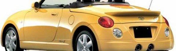 Un mini roadster chez Daihatsu